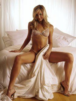 Молодая, веселая блондинка, ищу мужчину для секса в Саратове